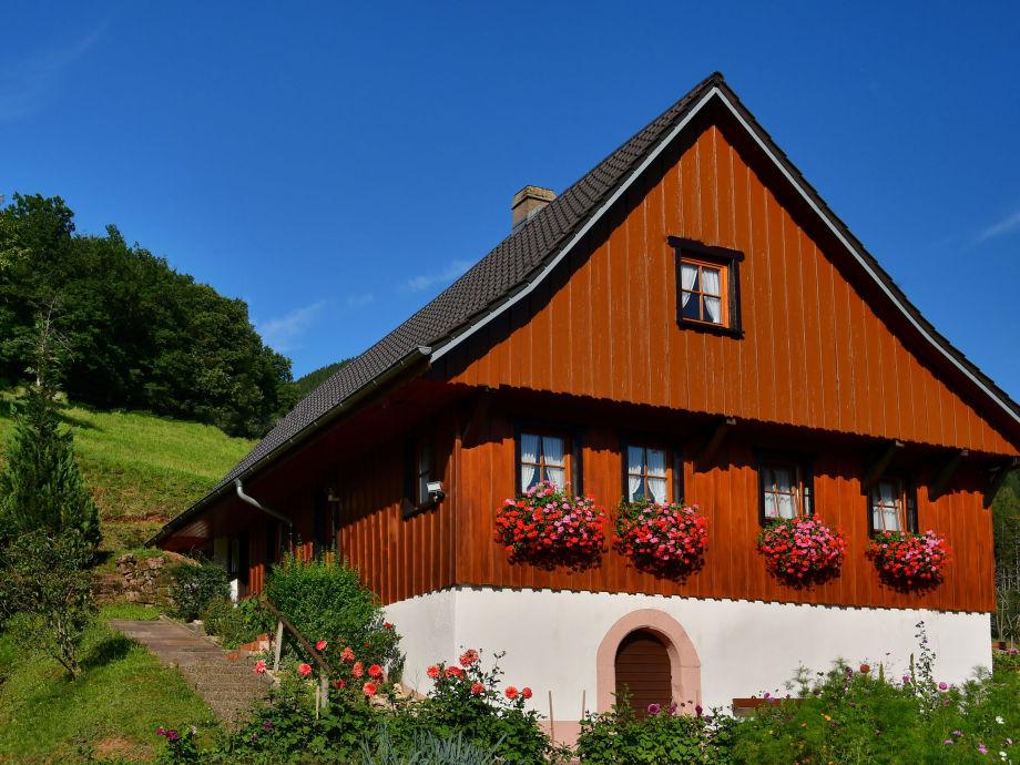 Ferienhaus Schwarzwald - Müllerbauernhof