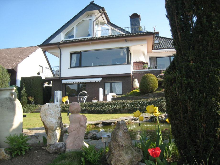Blick von der Gartenseite