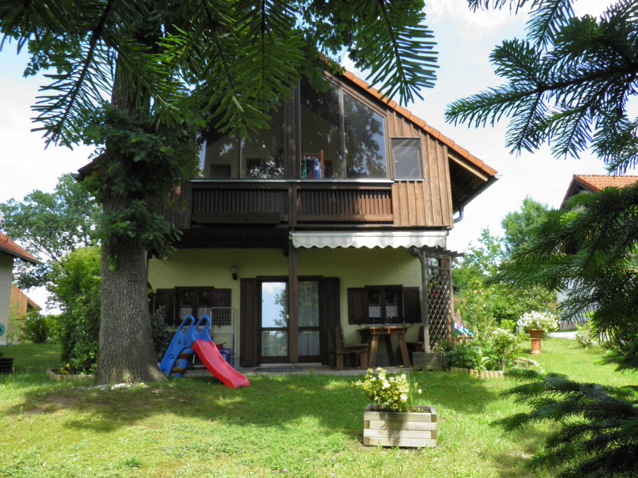 Bavarian country house CHALET ILONA in Passau