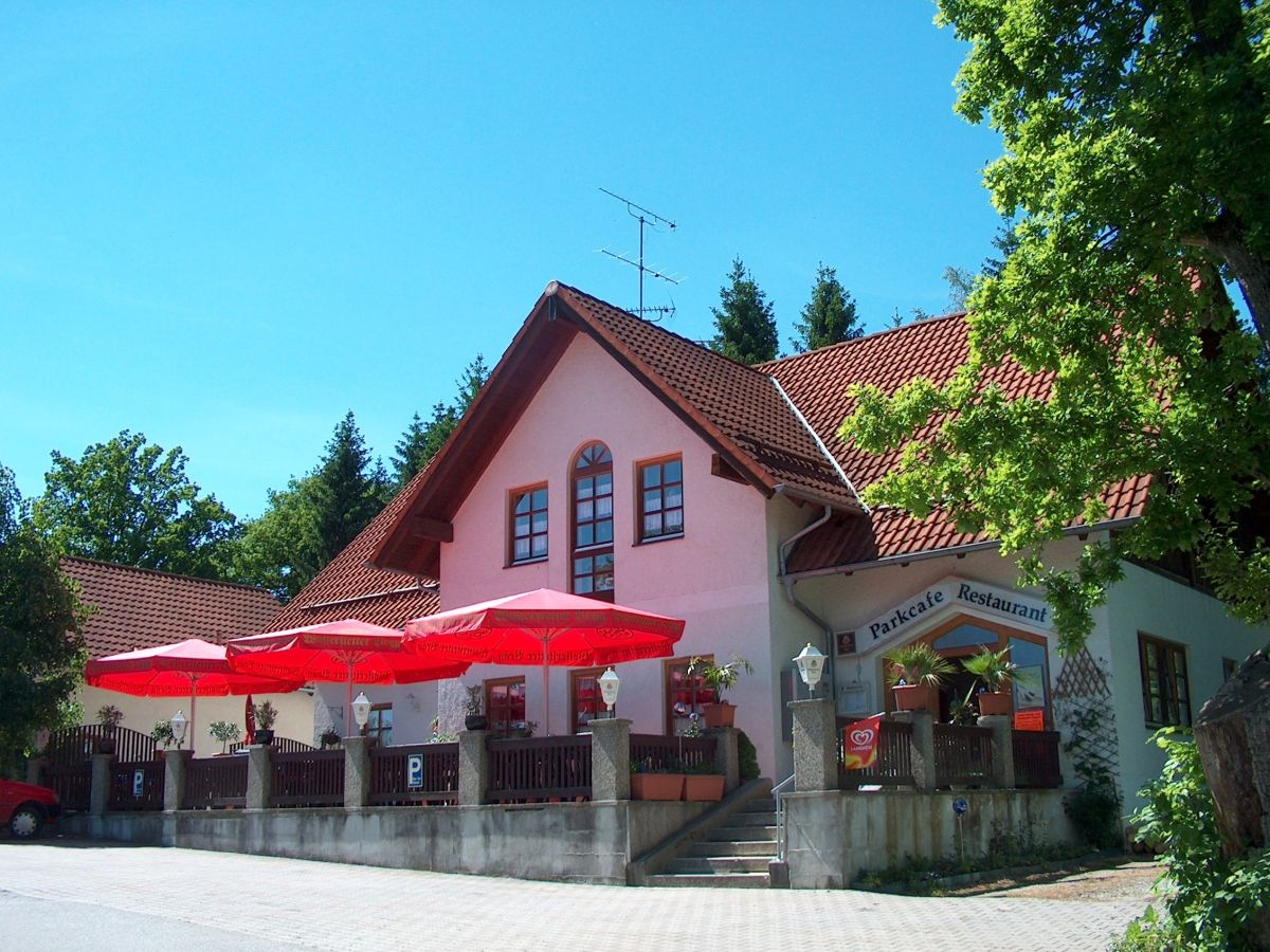 Ilona exclusive bavarian cottage in the bavarian forest for Terrace on the park restaurant