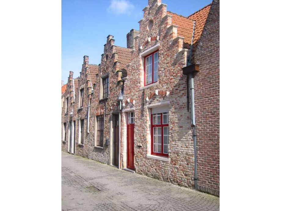 Holiday apartment in Bruges