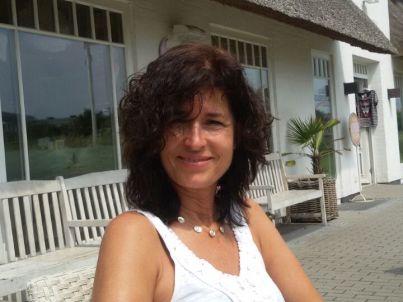 Your host Monika Kohlhaas
