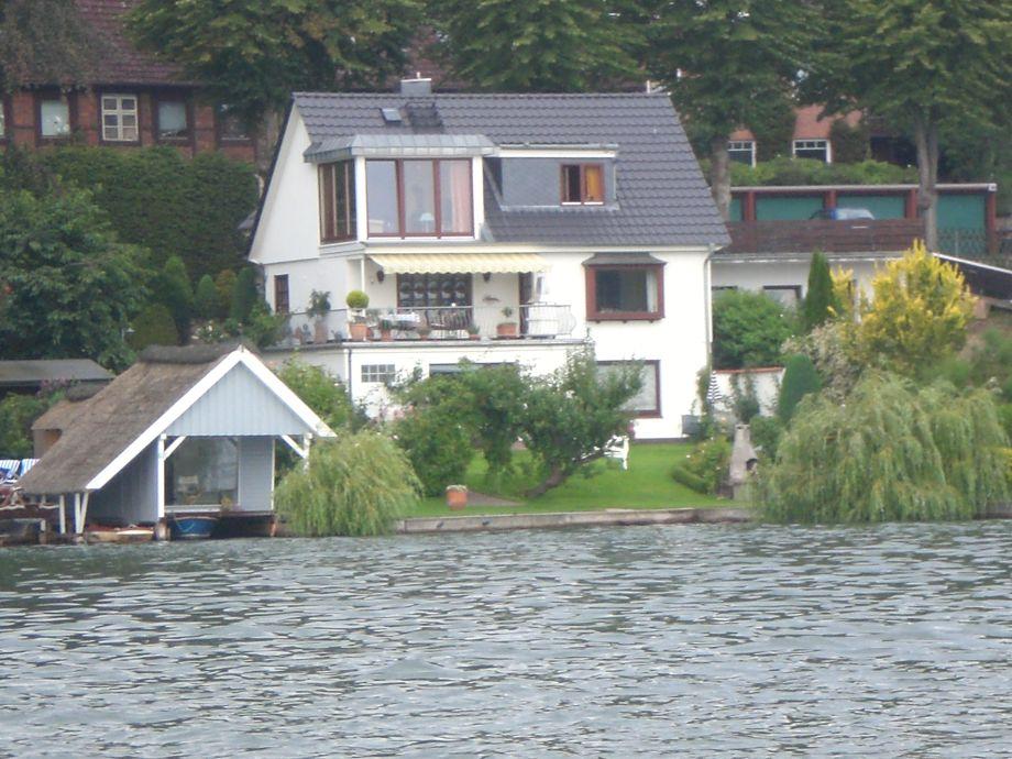 Haus von der Seeseite