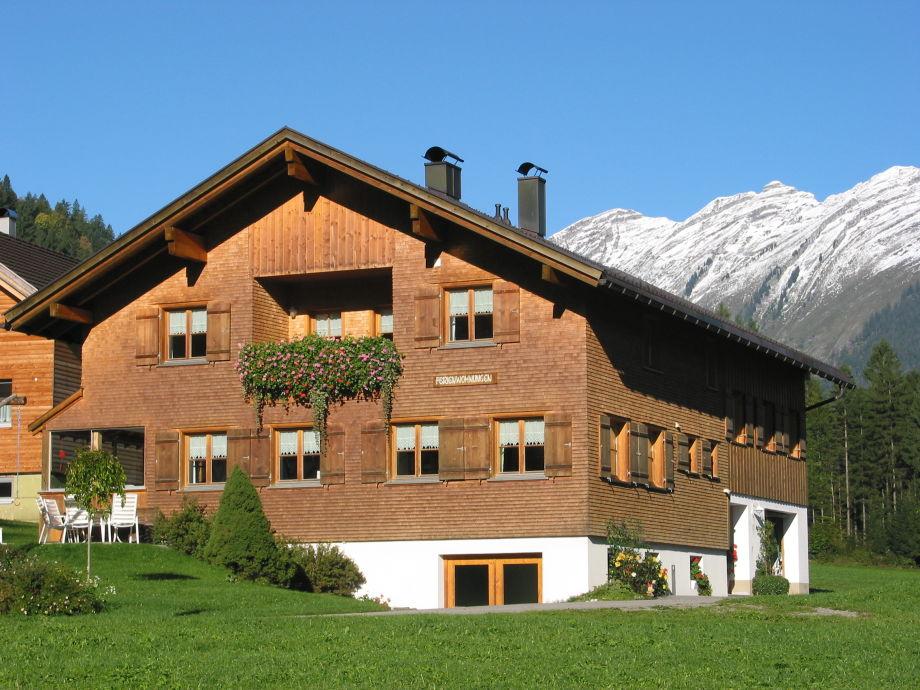 Haus Felder Ulrike Schoppernau
