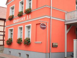 Ferienhaus in der hist. Altstadt, 2 min. zum Hafen