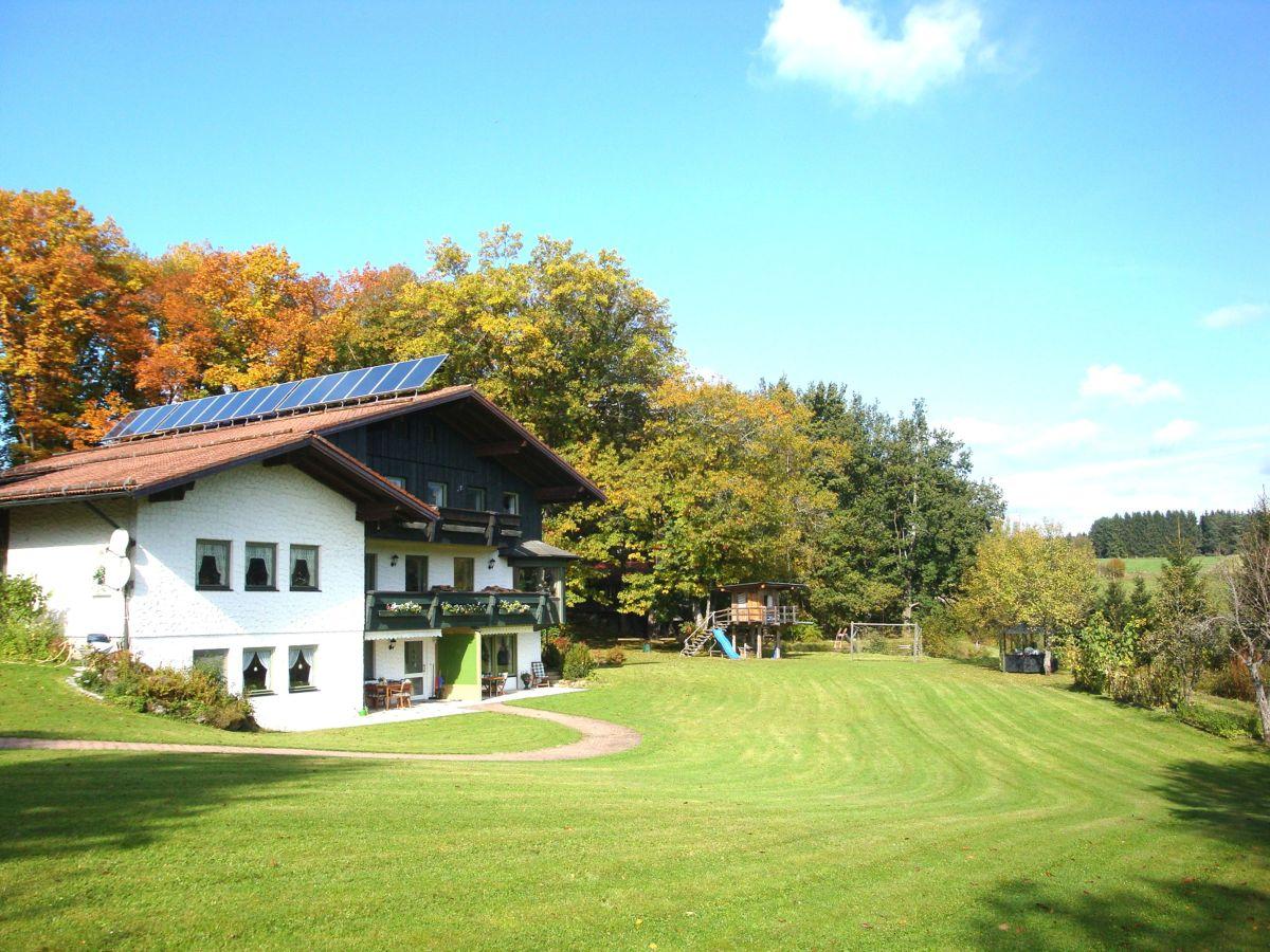 Ferienwohnung eichenhain 1s ostbayern bayerischer wald for Garten pool 4m