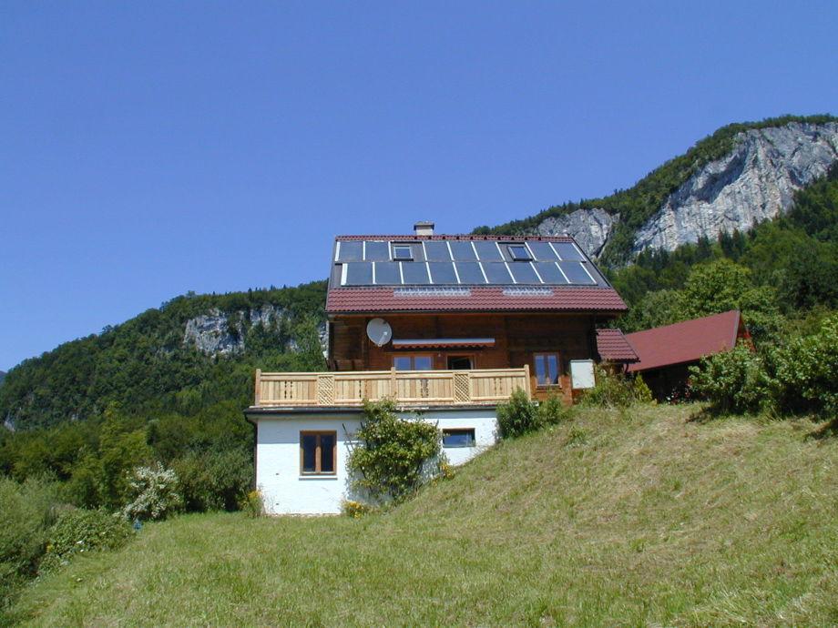 Außenaufnahme Haus Panorama