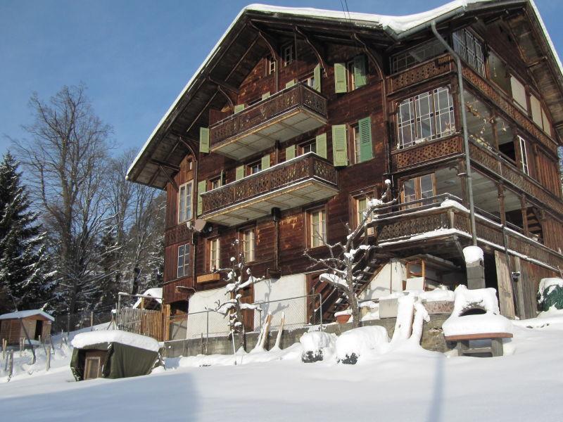 Ferienwohnung im Chalet Berna