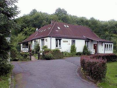 """Gästehaus """"Am Habichtswald"""""""