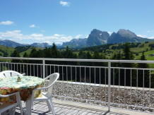 Holiday apartment Seiseralm