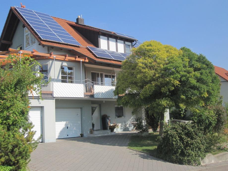 Ferienwohnung Sonnenschein in Schäftersheim