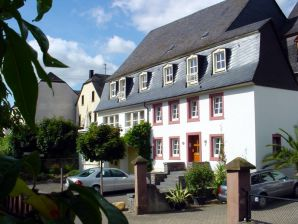 Ferienwohnung Appartement 02 - Alt Müstert - In Piesport am Moselufer