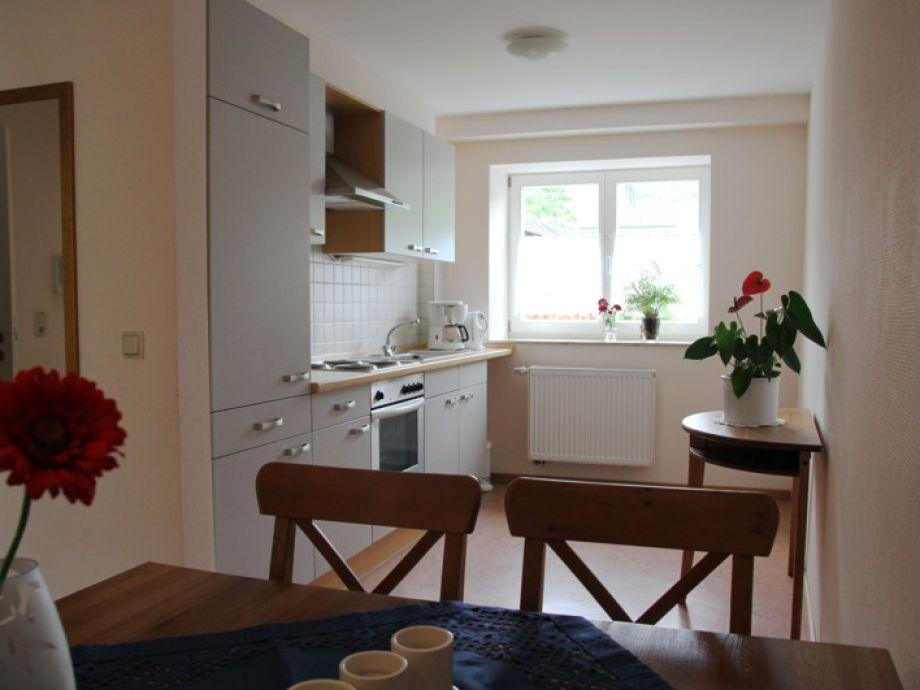 Appartement 02   Esszimmer / Küche