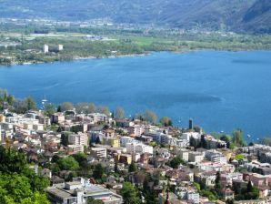 Ferienwohnung in Locarno-Orselina mit Seesicht