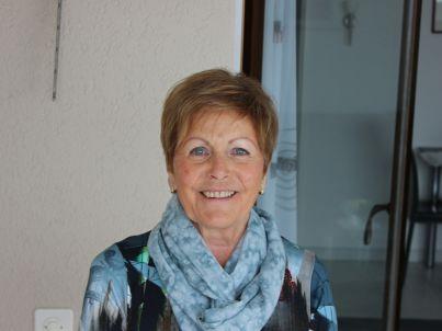 Ihr Gastgeber Bernadette Röösli