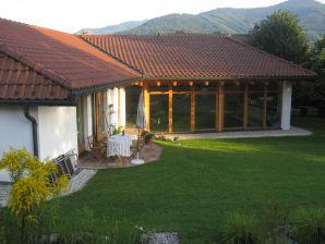 Ferienhaus - das Wasserhaus