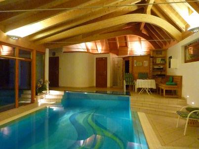 - das Wasserhaus