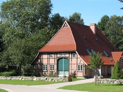 Kornhof bei Brodersen