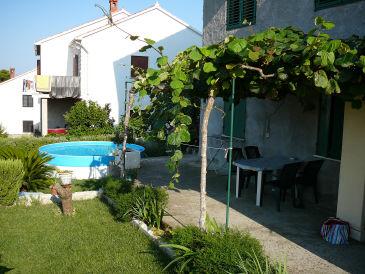 Holiday apartment MARIA at house LILJANA