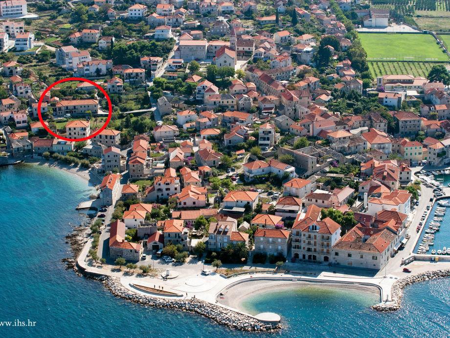 Zorana ganz nah am Meer