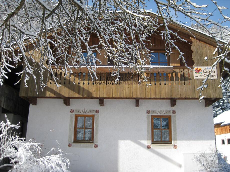 Haus Orzun/Nordosten