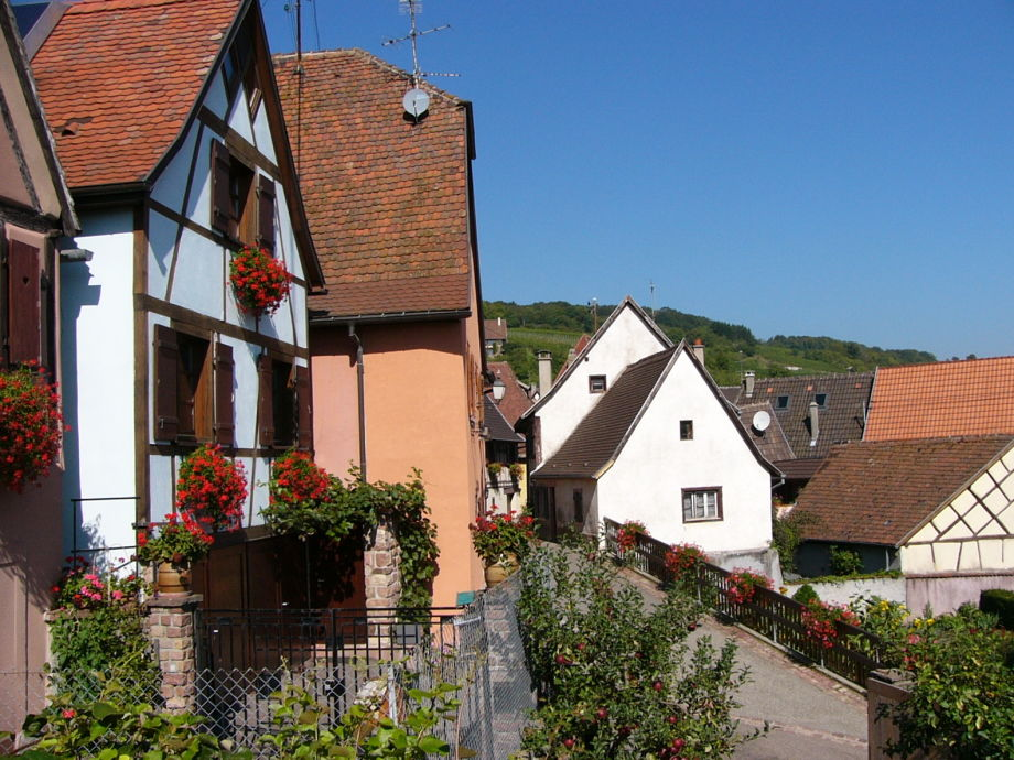 Ferienwohnung in Gueberschwihr