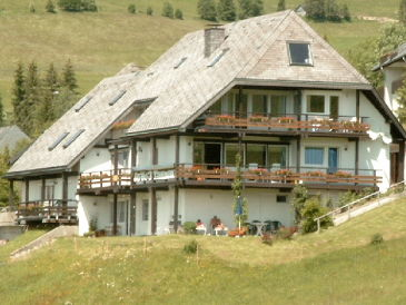 Ferienwohnung Haus Drei Tannen