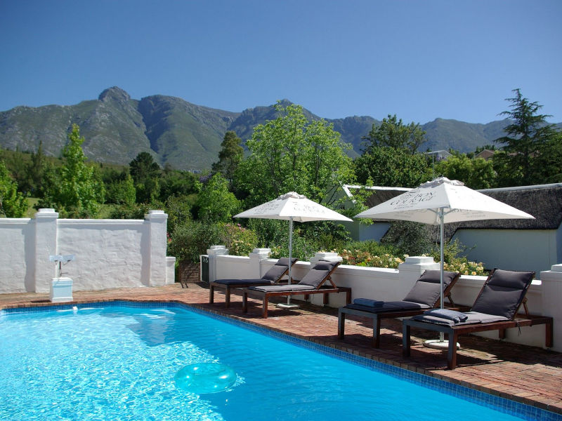 Holiday house De Kloof Luxury Estate