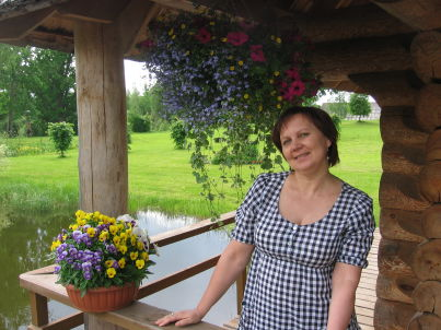 Ihr Gastgeber Iveta Karklina
