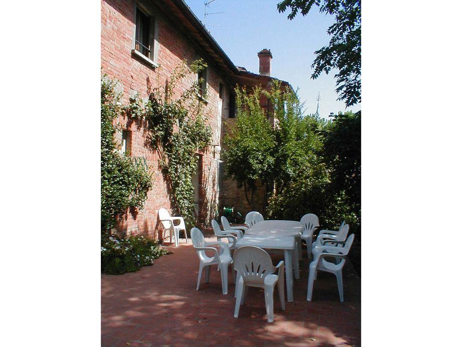 Ferienhaus Il Teso mit Terrasse