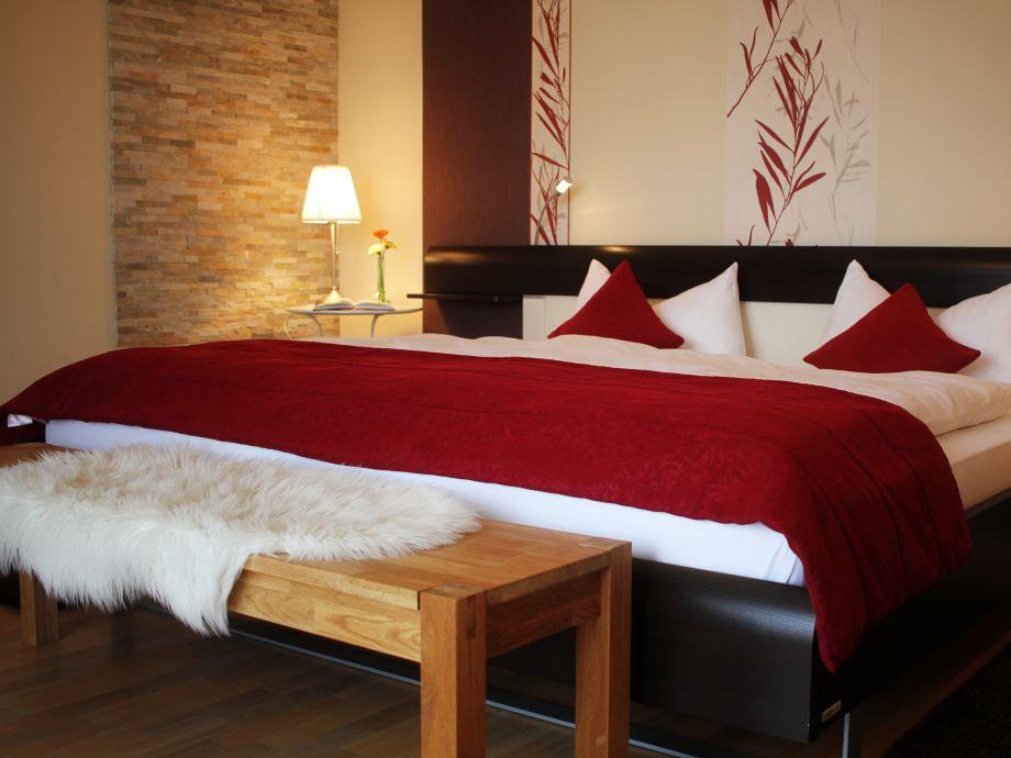 Elternschlafzimmer, Bett 200x200