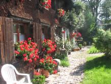 Ferienwohnung Bauernhausteil
