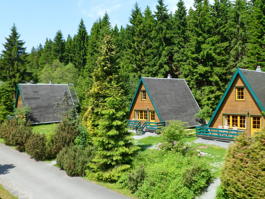 Finnhütten Am Brand