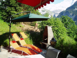 Holiday apartment Chalet Zytröseli