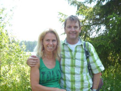Ihr Gastgeber Judith und Thomas Bluntschli