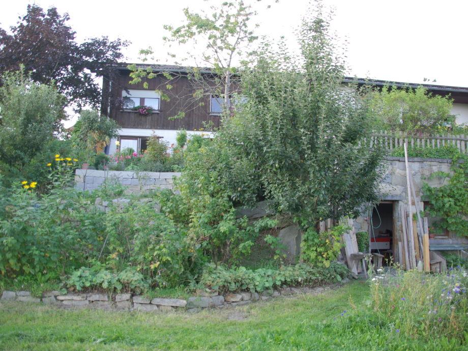 Ferienhaus/ Garten m. Terrasse