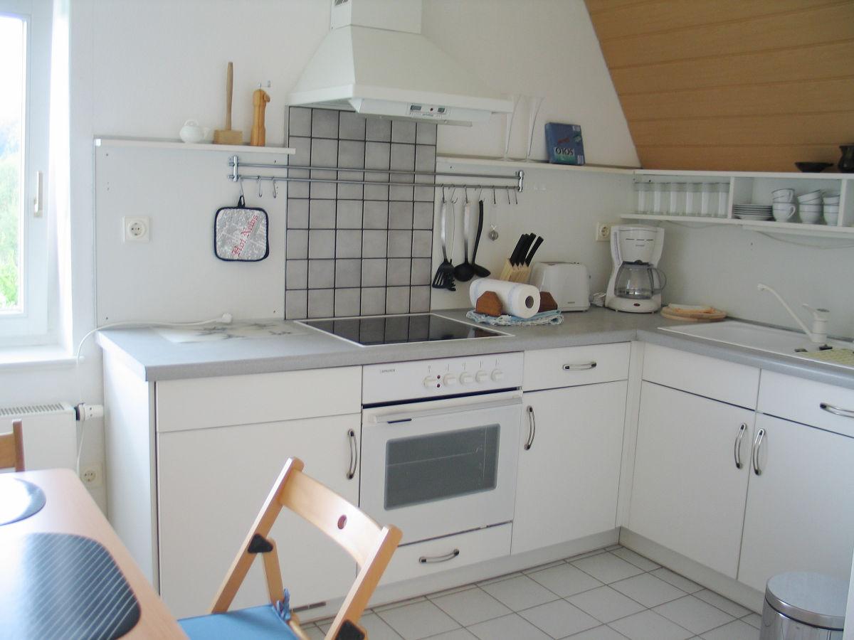 Ferienwohnung quotvilla am waldwegquot mecklenburgische for Komplette küche