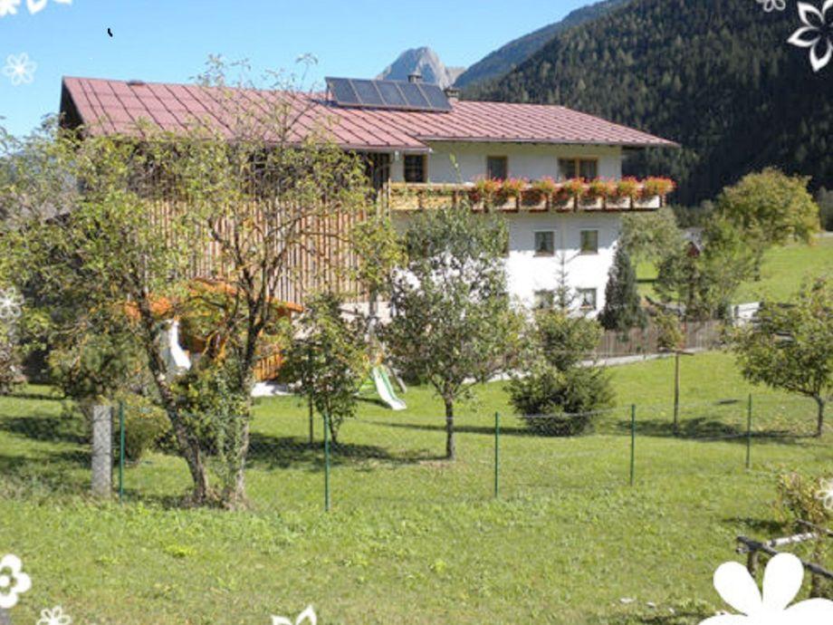 Ferienhaus mit Gastgarten