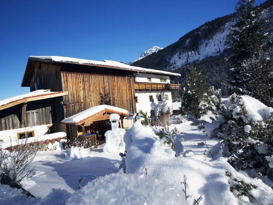 Ferienhaus Wechner mit Panorama