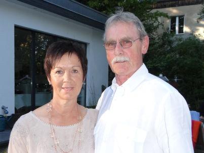 Ihr Gastgeber Heinz & Erika Schweigerer