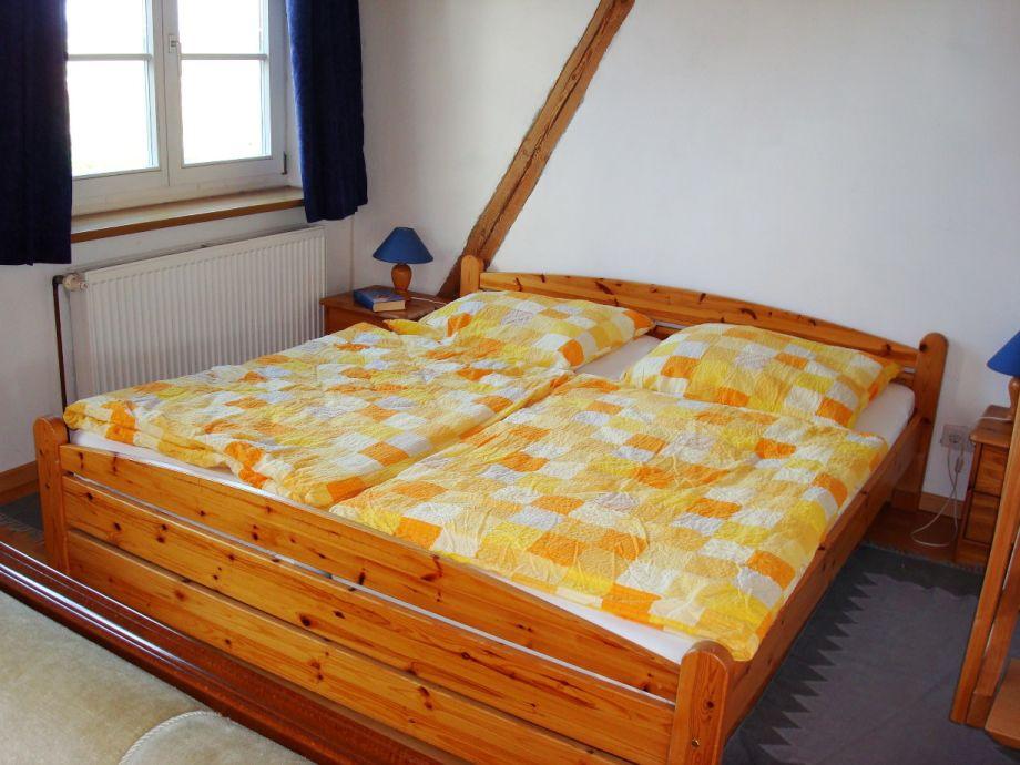 Sleeping area in apartment Een