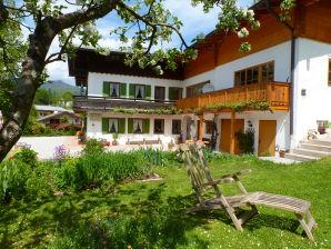 Ferienwohnung Parterre im Haus Rosenbichl