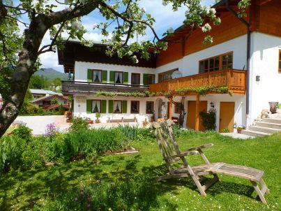 Parterre im Haus Rosenbichl