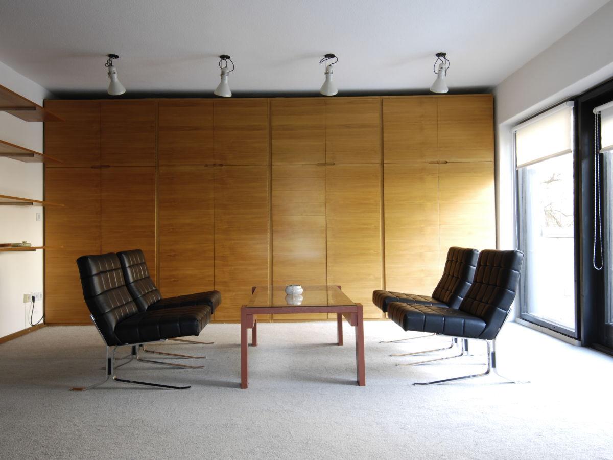 Ferienhaus architektenhaus dresden dresden cotta familie anke und jan gro mann - Sitzgruppe wohnzimmer ...