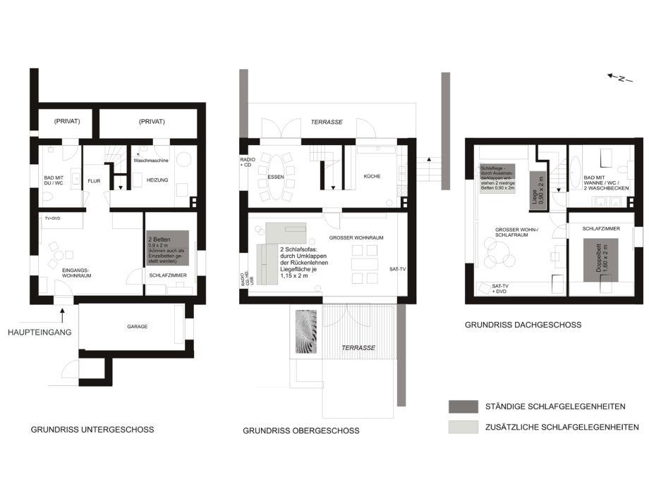 Ferienhaus architektenhaus dresden dresden familie anke for Architektenhaus grundriss