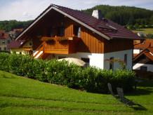 """Ferienwohnung Landhaus """"Unterwiese"""" Terrassenwohung"""