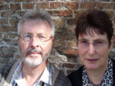 Your host Marlene und Anton Wirtz