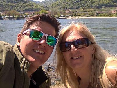 Ihr Gastgeber Martin und Romana Armstorfer