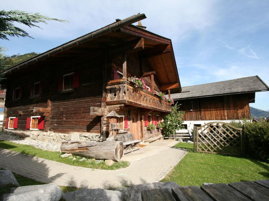 Das Schmiedhaus sunny location