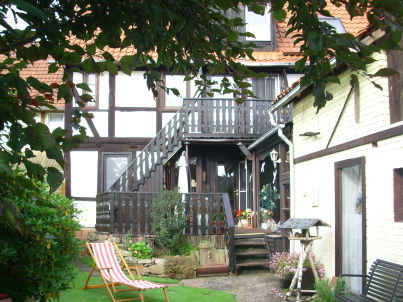 "Pension ""Altes Haus"""